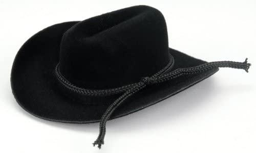 "<h2>Darice Cowboy Hat with Rope Trim<br></h2>A ten-gallon cowboy hat packed into just two-inches of joy. Put on your finger. Put it on your lizard! Put it anywhere in need of smol yeehaw energy. <br><br><br><strong>Darice</strong> Darice Cowboy Hat with Rope Trim, $, available at <a href=""https://www.amazon.com/Darice-Cowboy-Rope-inches-Black/dp/B009CG136S"" rel=""nofollow noopener"" target=""_blank"" data-ylk=""slk:Amazon"" class=""link rapid-noclick-resp"">Amazon</a>"