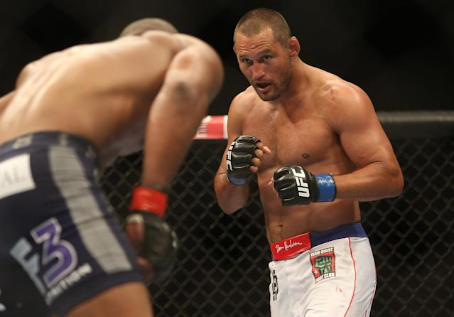 [VIDEO] Dan Henderson still wants UFC title