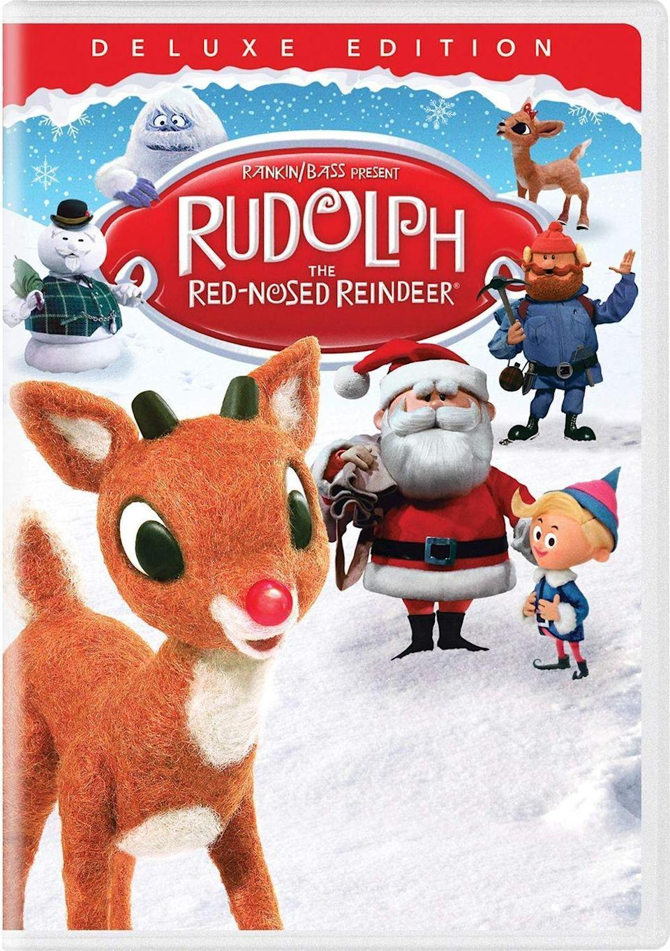 """<p>Although this Rankin/Bass stop-motion animated film is technically just a TV special, it's such a classic that it's been aired every single year since it debuted in 1964.</p><p><a class=""""link rapid-noclick-resp"""" href=""""https://www.amazon.com/Rudolph-Red-Nosed-Reindeer-Blu-ray-Burl/dp/B07GQRSRL3/?tag=syn-yahoo-20&ascsubtag=%5Bartid%7C10055.g.1315%5Bsrc%7Cyahoo-us"""" rel=""""nofollow noopener"""" target=""""_blank"""" data-ylk=""""slk:WATCH NOW"""">WATCH NOW</a></p>"""