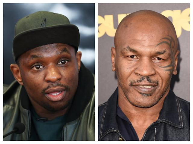 Whyte does not want Tyson to return to the ring: Getty