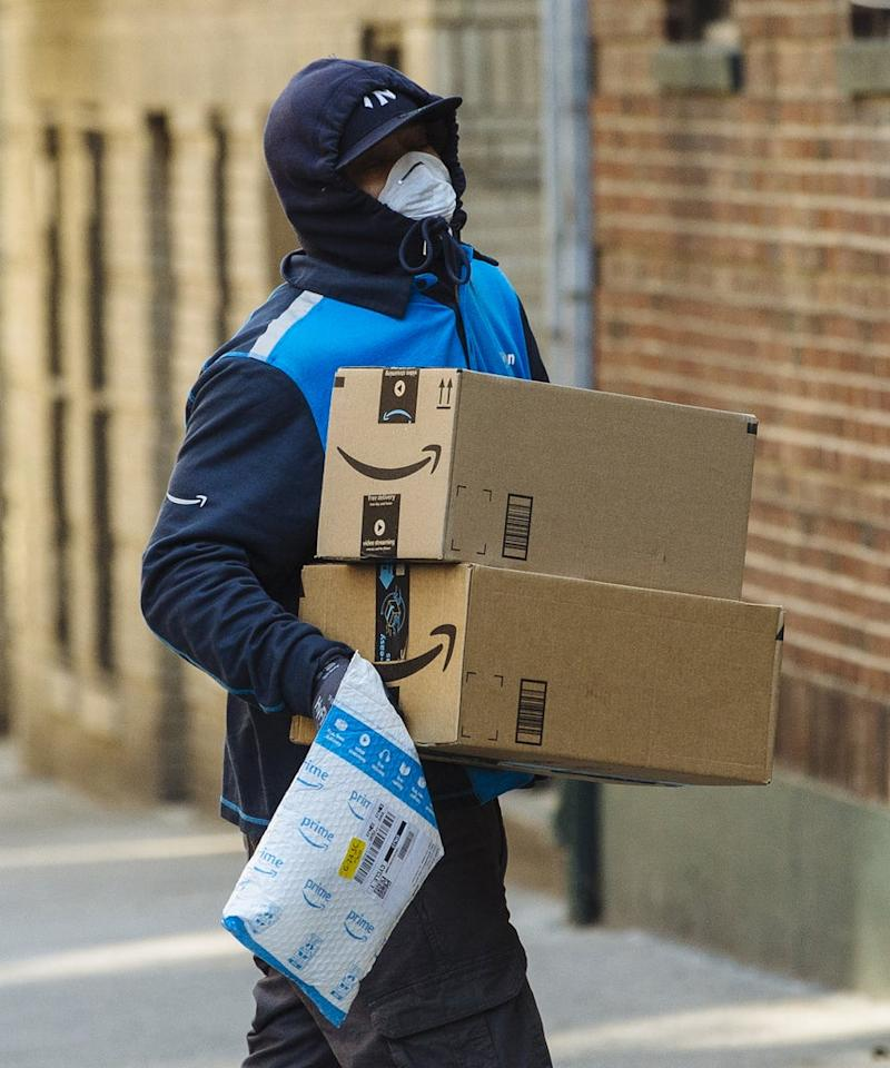 Amazon fires warehouse worker who spoke out about lack of coronavirus protection