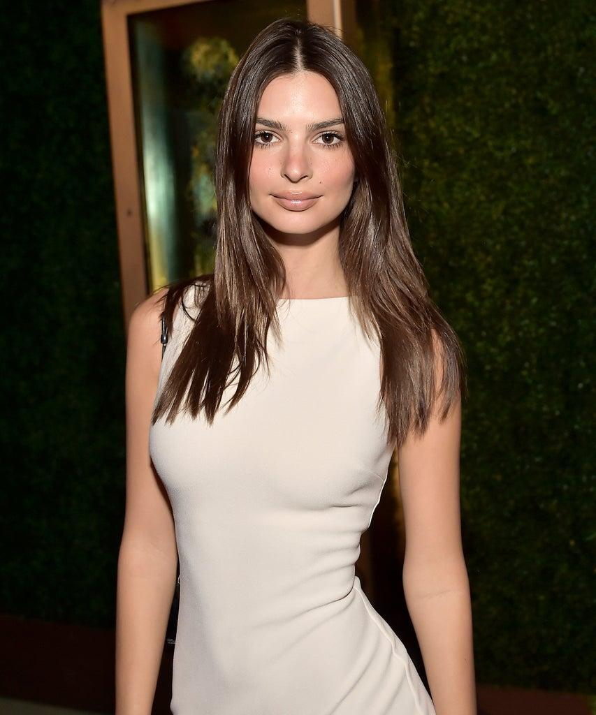 LOS ANGELES, CALIFORNIA – NOVEMBER 16: Emily Ratajkowski attends the GO Campaign Gala 2019 on November 16, 2019 in Los Angeles, California. (Photo by Stefanie Keenan/Getty Images for GO Campaign)