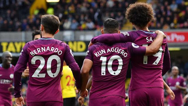 <p>The two Manchester teams are currently sitting pretty at the top of the Premier League table, with identical records and only being separated alphabetically.</p> <br><p>In Romelu Lukaku and Sergio Aguero, both sides have strikers capable of firing them to the title, while Jose Mourinho and Pep Guardiola seem to have corrected the defensive inefficiencies that were holding back their clubs last year.</p> <br><p>It may be underwhelming to hear this so early in the season, and hopefully the campaign will be a lot more competitive than it's currently shaping up to be, but the title looks set to go to either United or City.</p>