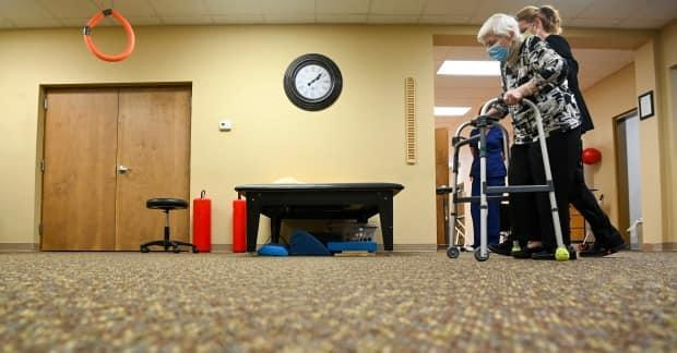 Ontario nursing home residents have been confined to their rooms or floors for more than a year due to COVID-19 restrictions.