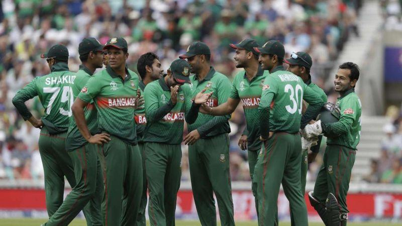 Bangladesh will play under the captaincy of Tamim Iqbal