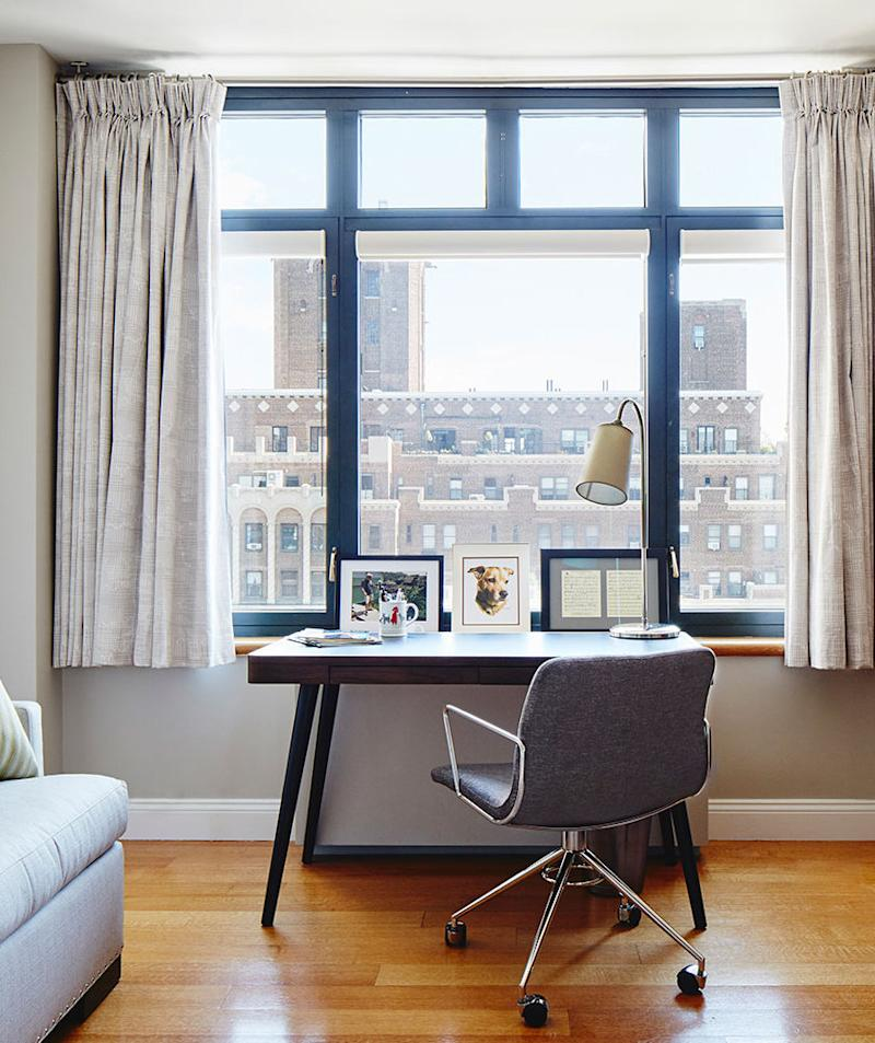 5 Mini Decorating Moves for a Boring Home Office