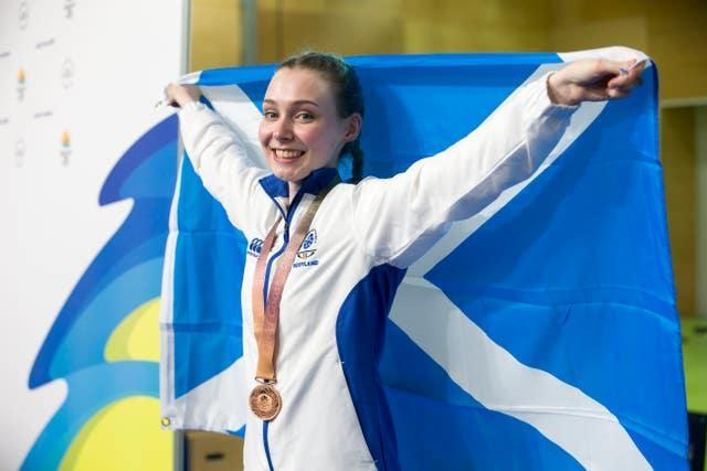 2018 Commonwealth Games – Day Nine