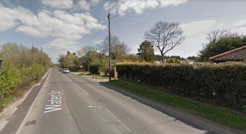 Police were called to reports of a shooting on Water Lane, Roydon, near Harlow, early on Saturday morning. (Google Maps)