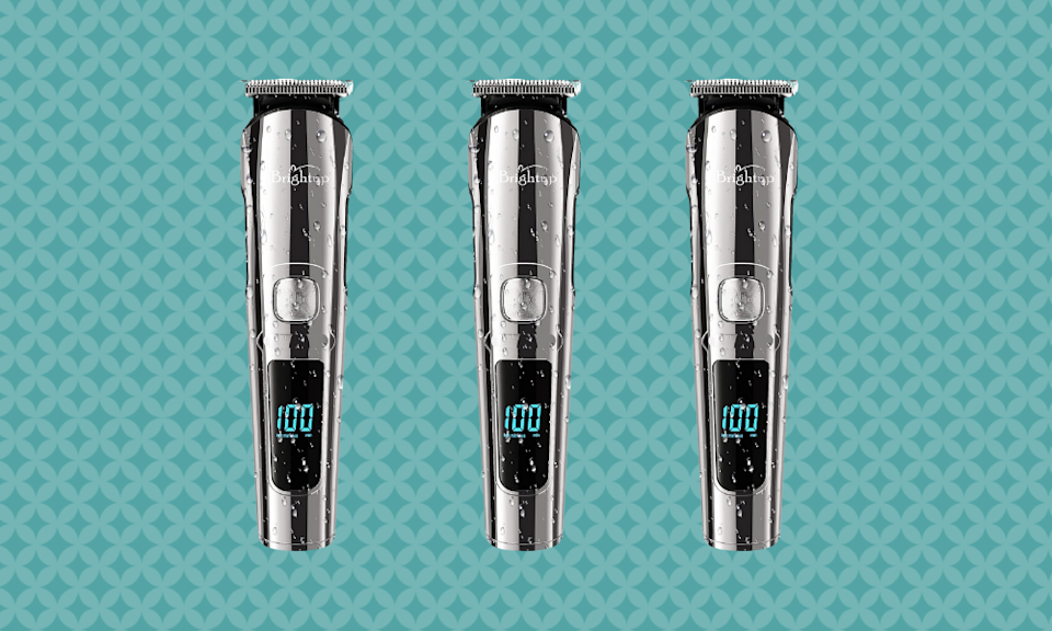 This waterproof trimmer and clipper combo is just $27! (Photo: Amazon)
