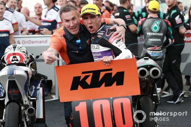 "Albert Arenas 4 victorias con KTM <span class=""copyright"">Gold and Goose / Motorsport Images</span>"