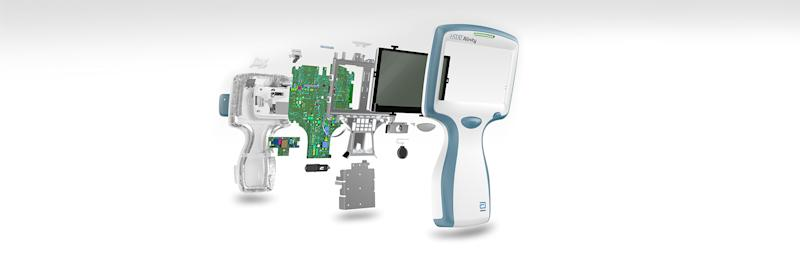 The i-STAT Alinity Instrument is not commercially available in the United States.