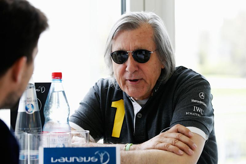 Wimbledon ban: Nastase will not receive his invite to the Royal Box: Boris Streubel/Getty Images for Laureus