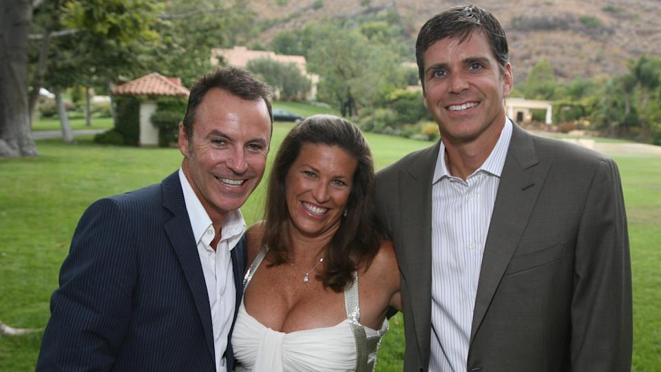 Mandatory Credit: Photo by Alex Berliner/BEI/Shutterstock (783195gy)Colin Cowie, Eric and Tamara Gustavson10th Anniversary of the Hollyrod Foundation's 'Designcare' Event Benefiting Autism and Parkinson's Disease, Malibu, California, America - 19 Jul 2008July 19, 2008 - Malibu, CA.