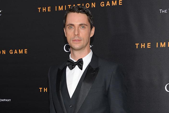 Matthew Goode Star of 'Watchmen,' 'Stoker' and 'The Imitation Game' (and at one point a contender for Superman), the Exeter-born actor has the distinct advantage of not being too well-established as a leading man just yet. Whether he's quite got the look for the part is another matter.