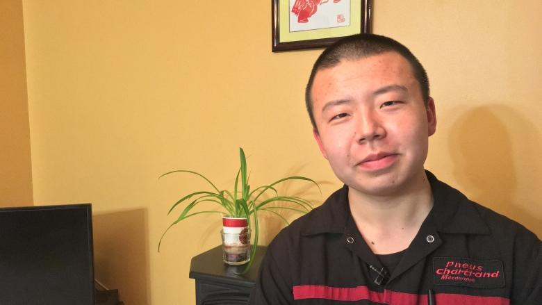 French-language pop quiz jeopardizes Chinese student's life in Quebec