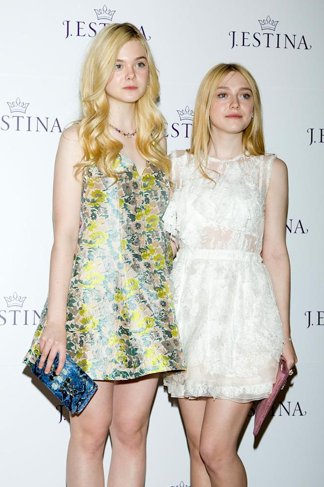 The world over has fallen in love with Dakota Fanning in I Am Sam as the cute daughter of a mentally challenged father played by Sean Penn. But oh boy, did our minds changed when Elle Fanning stepped into the limelight. Taking cue from her big sister Dakota, Elle has worked with some pretty big names in the industry: director Sofia Coppola for Somewhere up to J.J Abrams for Super 8. This little lady has got it going.