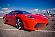 <p>Hot on the heels of its successful 360 Modena sports car, Ferrari introduced its F430 replacement. With the F430's more athletic shape and intoxicating new 4.3-liter V-8 engine, the 360 was quickly forgotten.</p>
