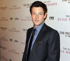 Cory Monteith. Getty Images photo
