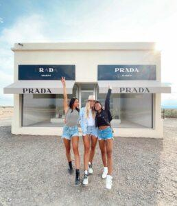 PRADA MARFA (Courtesy of @averypercy/Instagram)