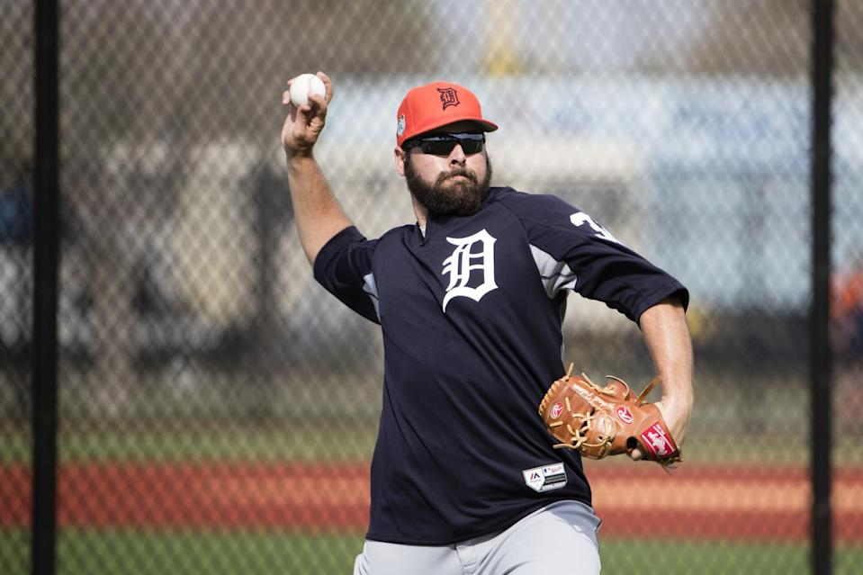 Reigning Rookie of the Year Michael Fulmer can help the Tigers keep up with the Indians. (AP)