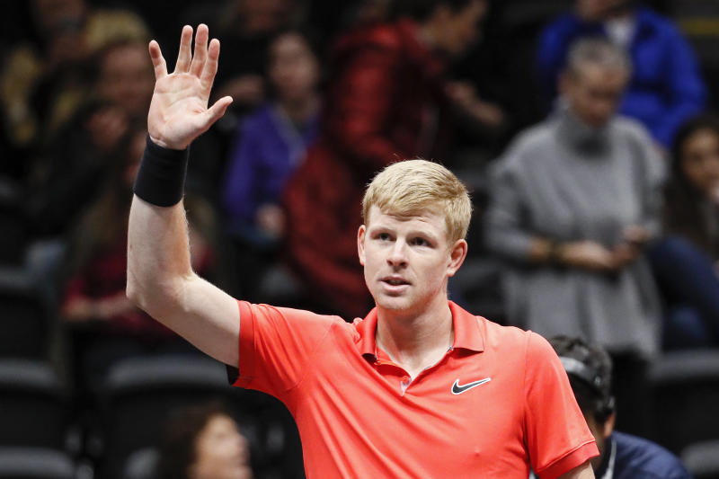Eighth seed Edmund sprints to New York Open title