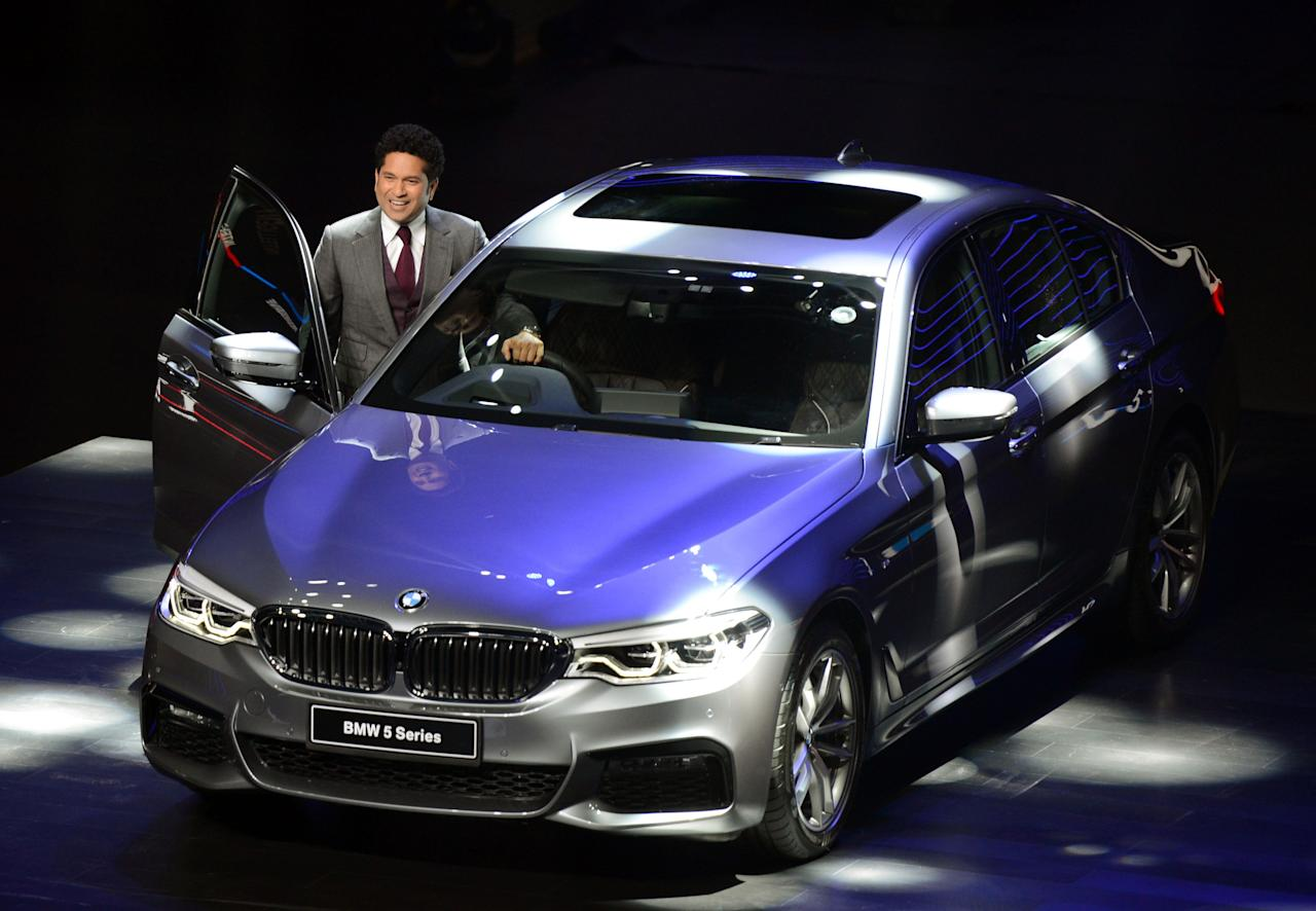 <p>2017 BMW 5 Series was launched in June at a starting price of Rs 49.90 lakh. </p>