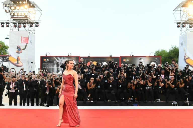 Scarlett Johansson was one of last year's biggest names at the Venice Film Festival but flight restrictions mean the Americans are unlikely to travel this year