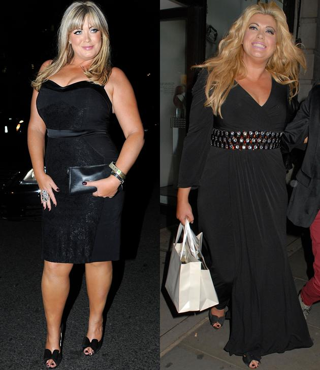 Gemma Collins weight loss: The TOWIE star may have tried (and failed) to ditch the excess pounds but earlier this year she was showcasing a smaller silhouette. Bootcamp and a diet were the secret although she struggled to stick to it.