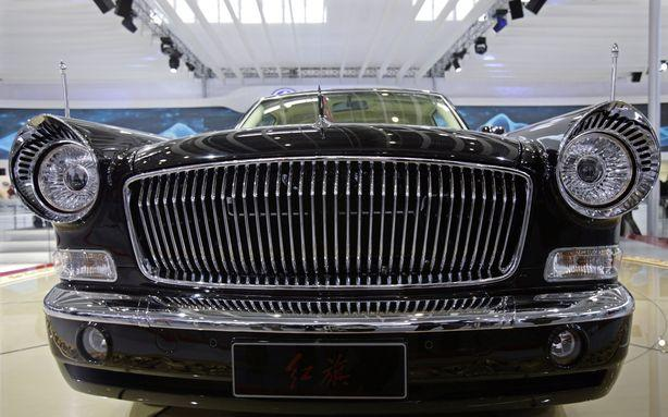 Why China's 'Red Flag' Limo Is More Than Just a Car