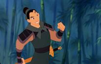 <p>There's nothing harder than going to war, unless you're volunteering to do so to stop your elderly father from having to serve. That's Mulan, and while she wouldn't win a fist fight with some of the others on this list (she's animated, for one), she's cunning enough to almost single-handedly destroy her country's invading enemies.</p>
