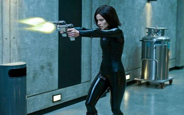 Kate Beckinsale in 'Underworld: Blood Wars' (Screen Gems)