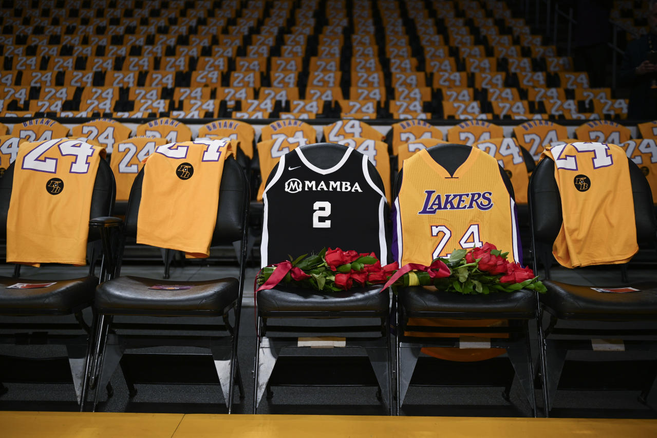 Livestream and updates: Kobe and Gianna Bryant memorial service at Staples Center