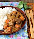 """<p>Beef stew just got a Southeast Asian twist and it's going to become your new favorite.</p><p>Get the recipe from <a href=""""http://www.manilaspoon.com/2014/10/slow-cooker-coconut-curry-beef-stew.html"""" rel=""""nofollow noopener"""" target=""""_blank"""" data-ylk=""""slk:Manila Spoon"""" class=""""link rapid-noclick-resp"""">Manila Spoon</a>.</p>"""