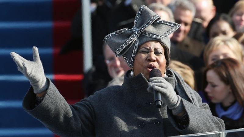 Donald Trump's comments about Aretha Franklin are raising a lot of eyebrows