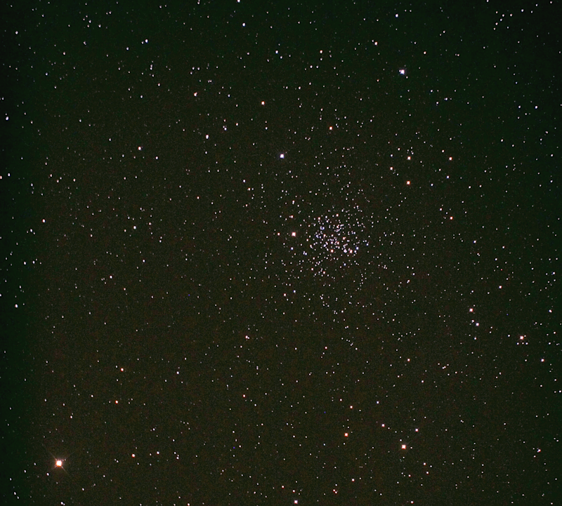 Messier 67 - Credit: PETE LAWRENCE
