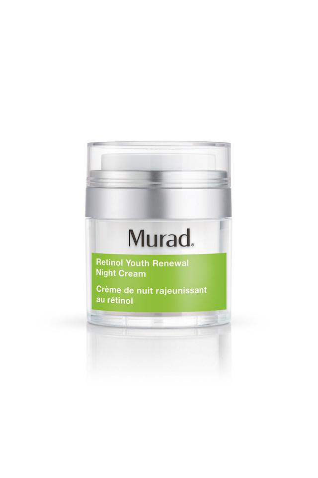 "<p>Just one of a trio of new retinol products from Murad-<span>it joins an eye cream and a <a rel=""nofollow"" href=""http://www.sephora.com/retinol-youth-renewal-serum-P411365?skuId=1857002&om_mmc=ppc-GG_378477159_27752557839_aud-265276760628:pla-56128534817_1857002_95787538359_9073477_c&country_switch=us&lang=en&gclid=Cj0KCQjwnubLBRC_ARIsAASsNNkXQ5kudXTHbqgGoY-GcBYJgckhAlwll_HvK0eG3z_MCKZ8qHGH8fAaAp4WEALw_wcB&gclsrc=aw.ds"">serum</a>-<span> this light, creamy night cream is the answer to your uneven skin tone and aging woes<span></span>. Crafted with firming agents, hyaluronic acid, and tri-active retinoids, it leaves a dewy finish that lingers on into the morning and visibly tighter skin. </span></span></p><p><span><span><em>$82</em></span></span></p><p><span><span><strong>On sale August 2017</strong></span></span></p>"
