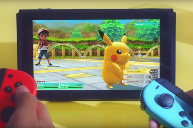 If we get more information on the core 'Pokémon' RPG, I might just pass out.