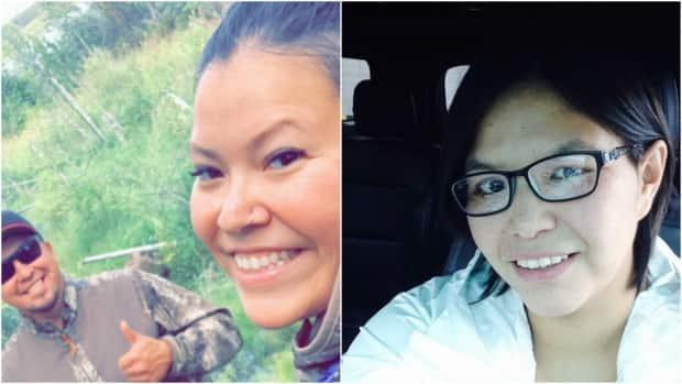 Despite concerns about the safety of a COVID-19 vaccine, how it was 'pushed upon small N.W.T. communities' and the legacy of medical experiments on Indigenous peoples, Jessica Deleary and Stephanie Beaverho decided to get the shot. (Jessica Deleary/Stephanie Beaverho - image credit)