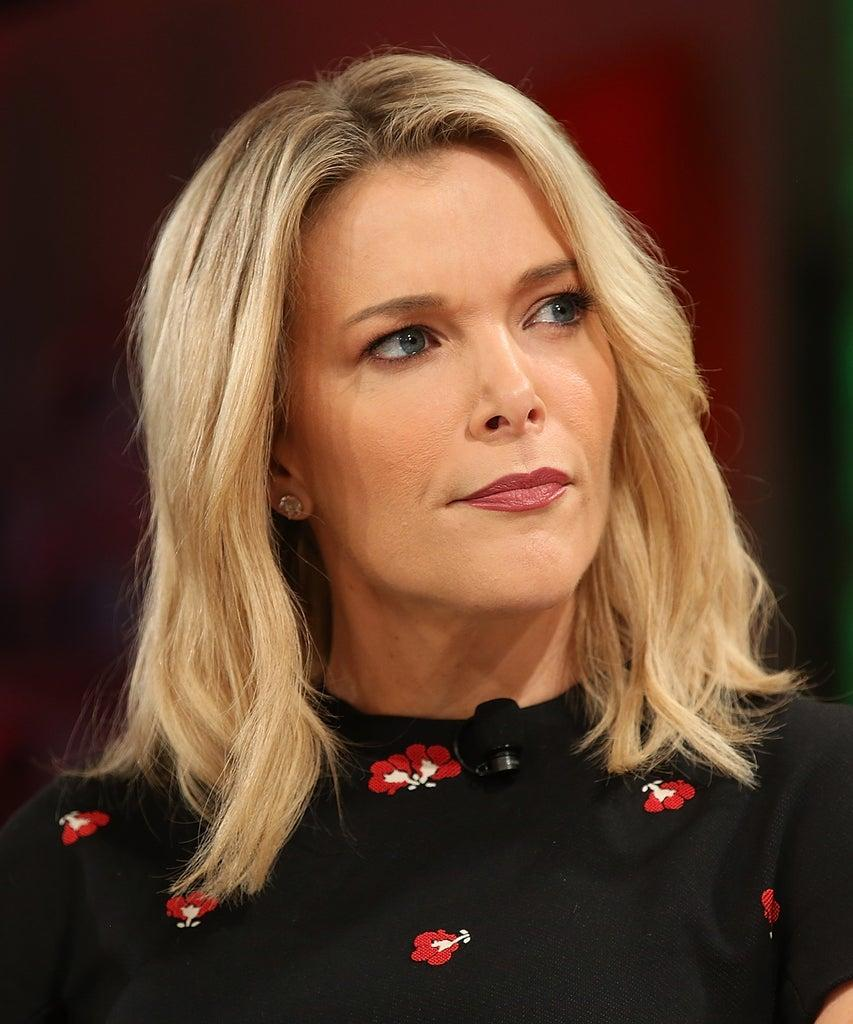 LAGUNA NIGUEL, CA – OCTOBER 02: Megyn Kelly speaks onstage at the Fortune Most Powerful Women Summit 2018 at Ritz Carlton Hotel on October 2, 2018 in Laguna Niguel, California. (Photo by Phillip Faraone/Getty Images for Fortune)