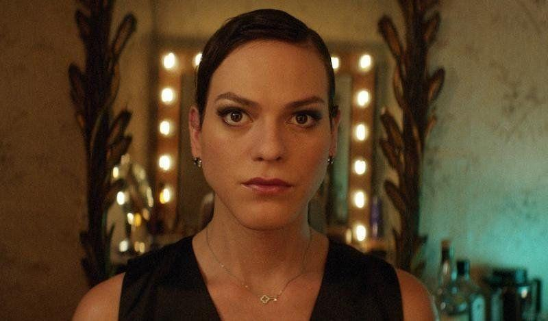 "Daniela Vega in ""A Fantastic Woman."""