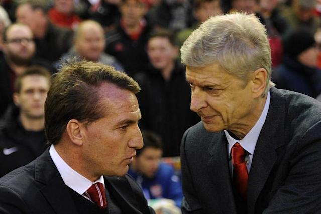 Celtic's Brendan Rodgers dismisses Arsenal links as Arsene Wenger successor search begins