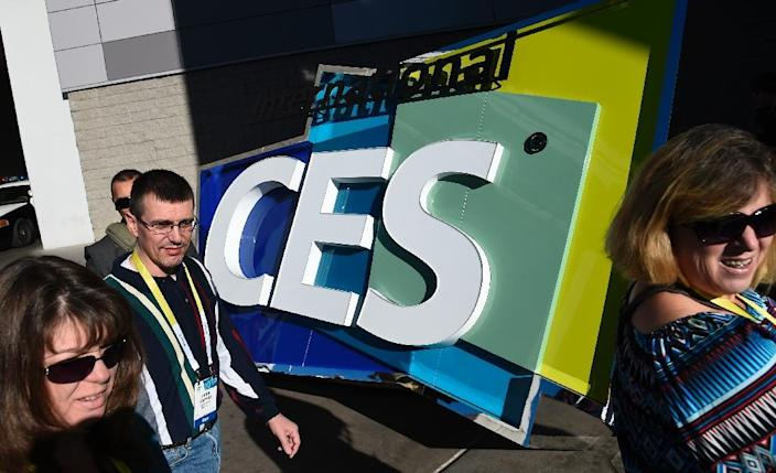 Annual tech extravaganza, Consumer Electronics Show, with more than 3,600 exhibitors, is set to formally start on January 6, 2016, in Las Vegas (AFP Photo/Robyn Beck)