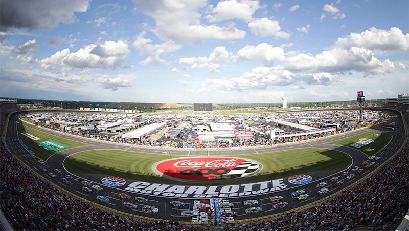 The Monster Energy NASCAR Cup Series and NASCAR Xfinity Series are staying close to home this weekend at Charlotte Motor Speedway, for the annual Coca-Cola 600 (6 p.m. ET, Sunday, on FOX, PRN and SiriusXM NASCAR Radio) and return of NASCAR Salutes. RELATED: Full Charlotte schedule | Who's the favorite? Here are all the things you need to […]