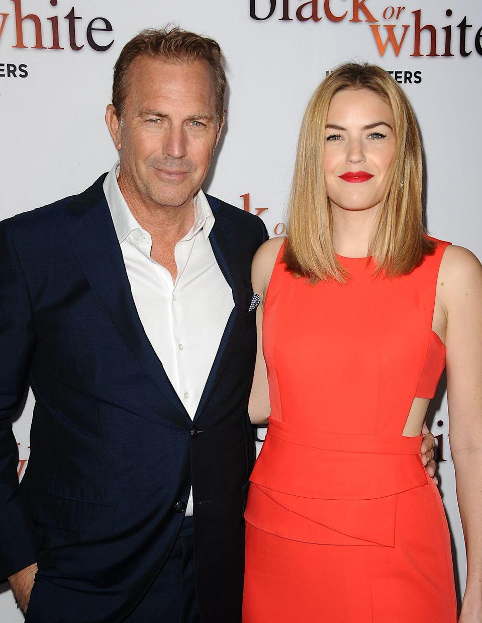 <p>Kevin Costner's youngest daughter, Lily, is an actress herself and held the award show honor in 2004. </p>