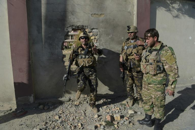 The US wants thousands more Western soldiers to help train Afghans in the 16-year-old war
