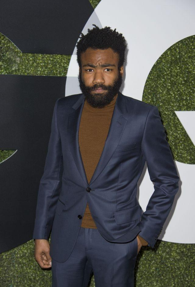 A Donald Glover album makes a brief appearance on a mysterious website