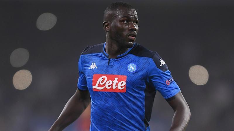 Napoli play waiting game over Koulibaly offers and Osimhen deal