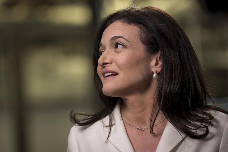 Facebook in Talks for Sandberg to Testify to House Next Month