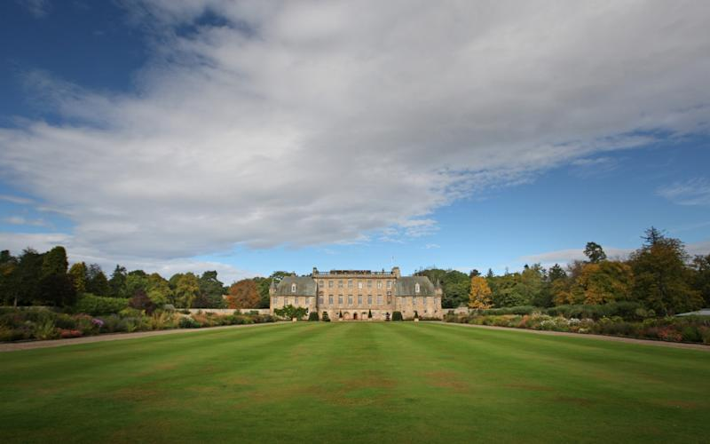 Gordonstoun's isolated location has become a major selling point, with one Facebook video being viewed more than 500.000 times - Chris Watt/Chris Watt Photography