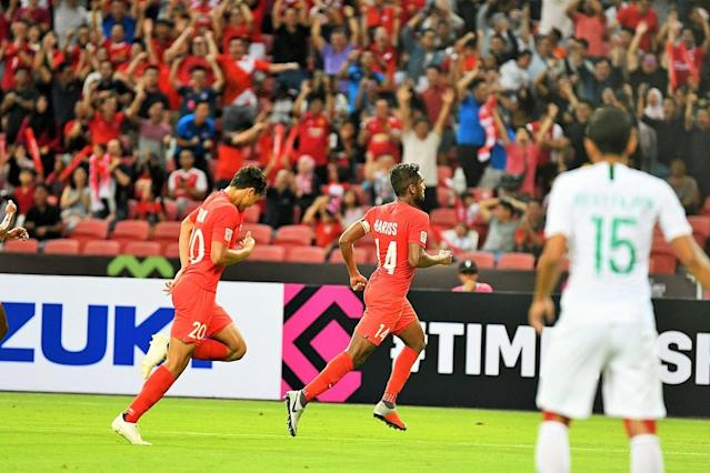 Singapore produced a solid display to defeat the Yemenis in Bahrain...